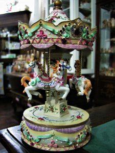 carillon classico giostra cavalli da cesano idee regalo torino