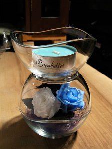 cesano idee regalo torino trovi portacandele rosabella