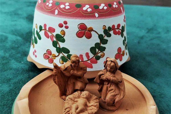 puoi trovare natività in ceramica deruta da cesano marina idee regalo a torino