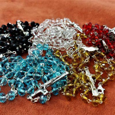 rosari colorati articoli sacri cesano idee regalo torino
