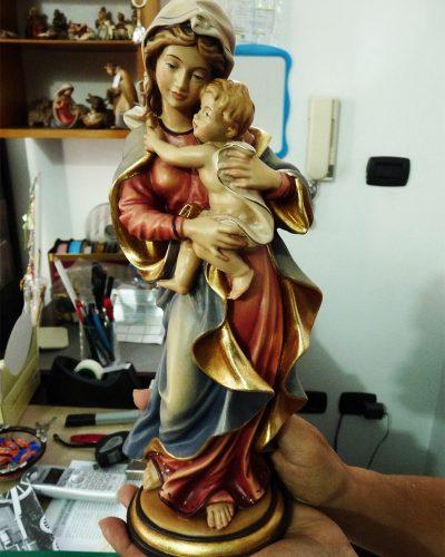 madonna raffaello artigianato da cesano idee regalo torino